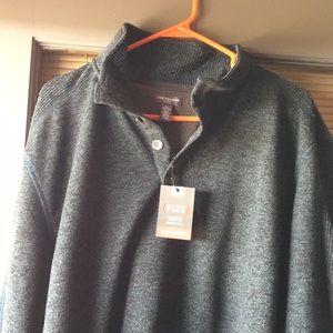Van Heusen Long Sleeve Sweater
